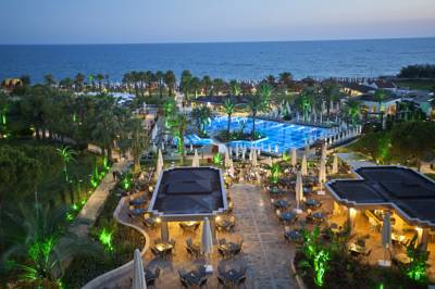 Hotel Crystal Tat Beach Golf Resort Belek