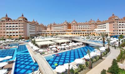 Hotel Royal Alhambra Palace Side