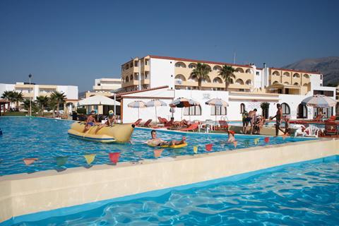 Hotel Phaedra Beach Malia