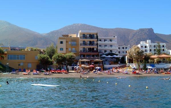 Hotel Golden Beach Hersonissos