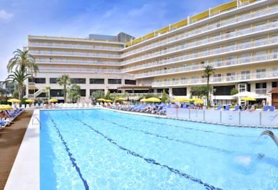 Hotel Ght Oasis Park Lloret De Mar