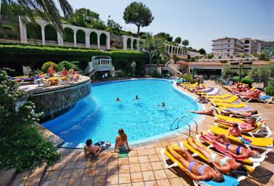 Guitart Gold Central Park Resort & Spa Lloret De Mar