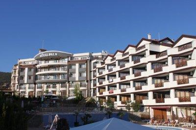 Aparthotel Royal Palm Sveti Vlas