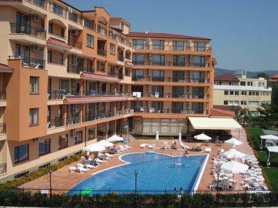 Aparthotel Spa Happy Sunny Beach