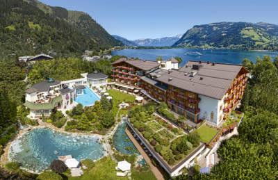 Hotel Salzburger Hof - Zell Am See Zell Am See