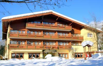 Hotel Parkhotel Kirchberg Kirchberg