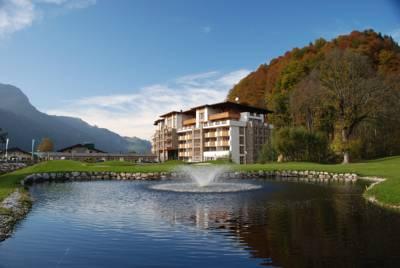 Hotel Grand Tirolia Kitzbuhel