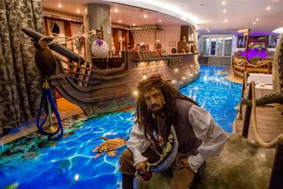 Bicaz Pirates  Resort Mamaia Mamaia