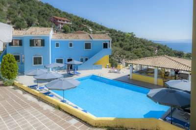 Aparthotel Corfu Residence Nissaki