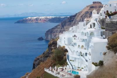 Hotel Tzekos Fira