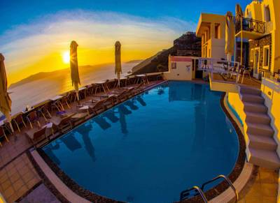 Hotel Panorama Boutique Fira