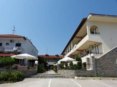 Hotel Sun Rise Ammouliani