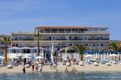 Hanioti Grand Hotel Hanioti